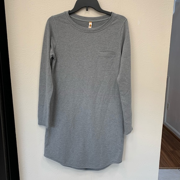 Lucy Dresses & Skirts - Lucy Medium gray charcoal everyday dress